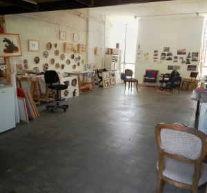 <span>- inside the studio -</span>inside the studio